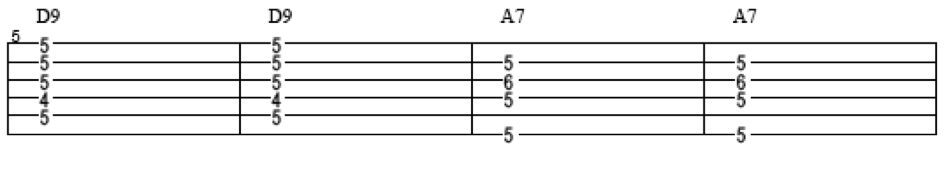 Jazz Blues - Jazz Blues Chords