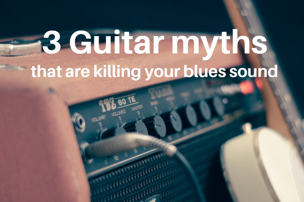 How To Find A Great Blues Guitar Sound