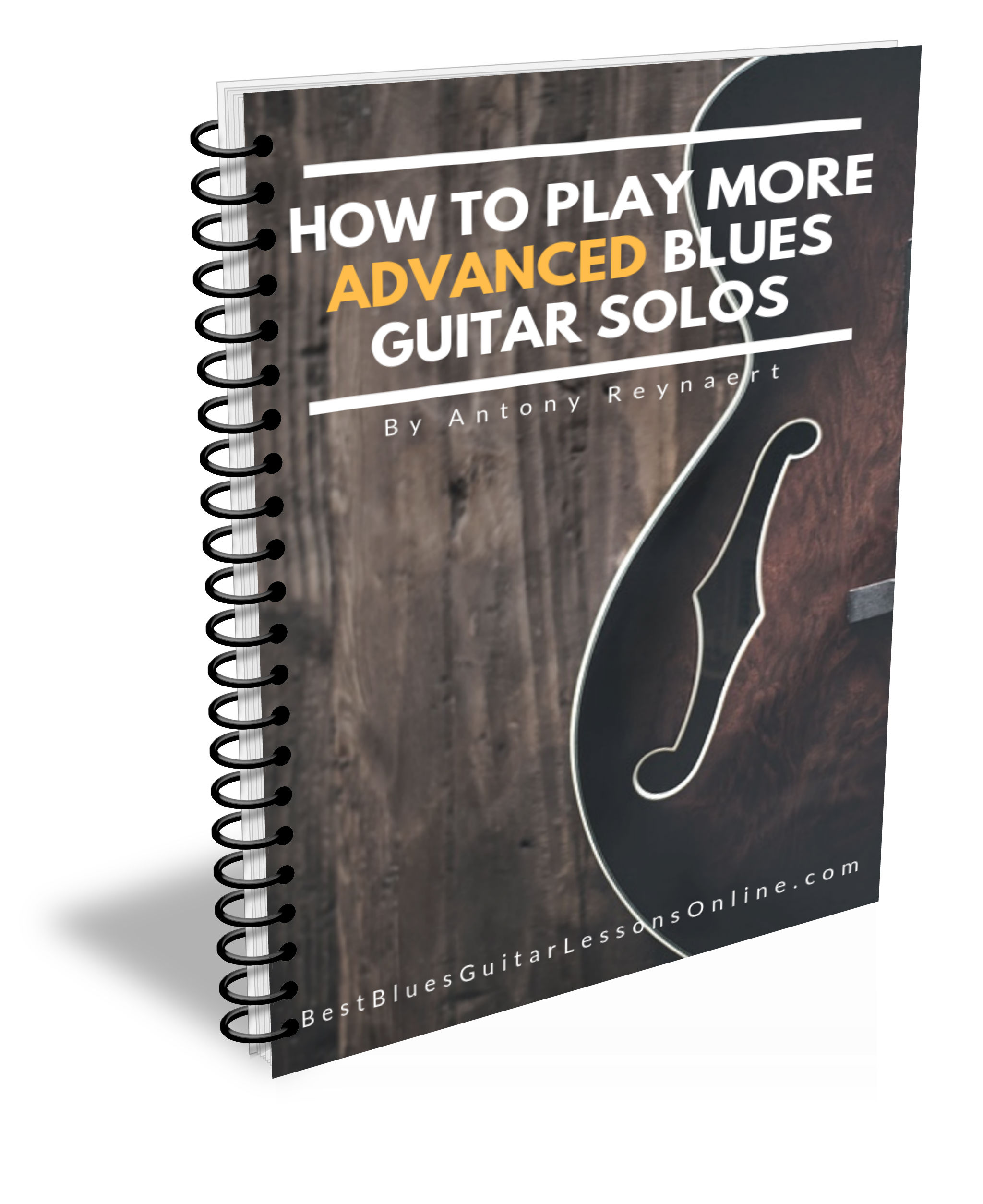 advanced blues guitar solos