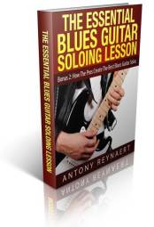 playing blues guitar solos ebook 2